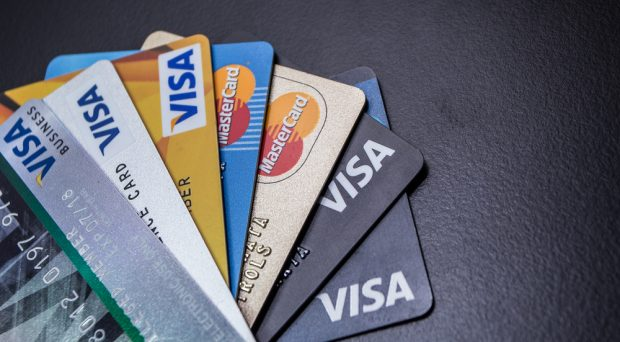 New data shows credit card slow down for credit unions.