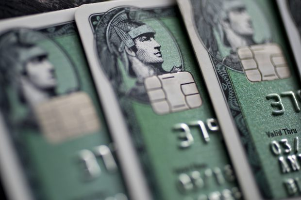 American Express Push to Bolster Lending Is Starting to Pay