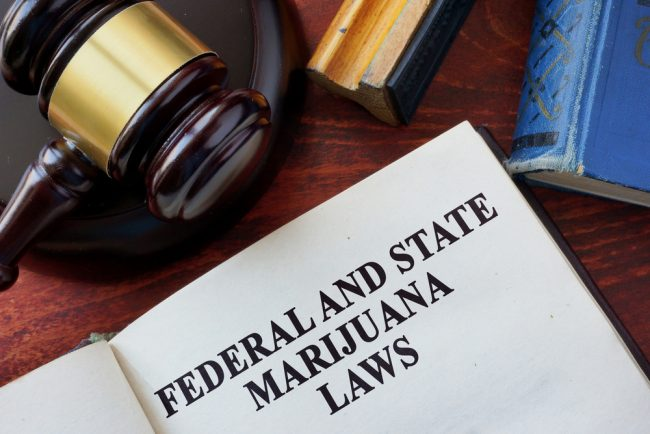 Federal and state marijuana laws