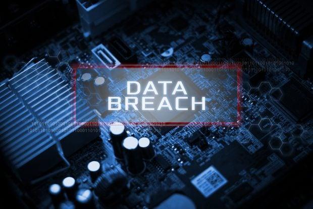 reported data breach
