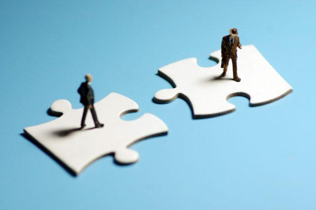 CUs announce merger plans.