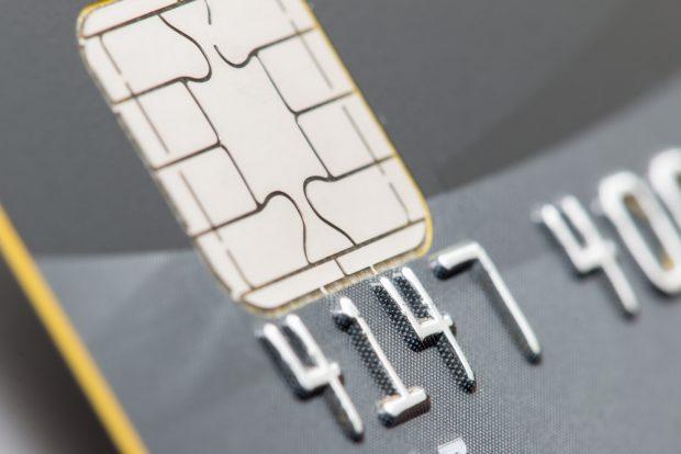 EMV chip