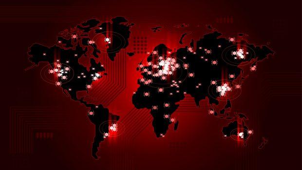 Global hacking