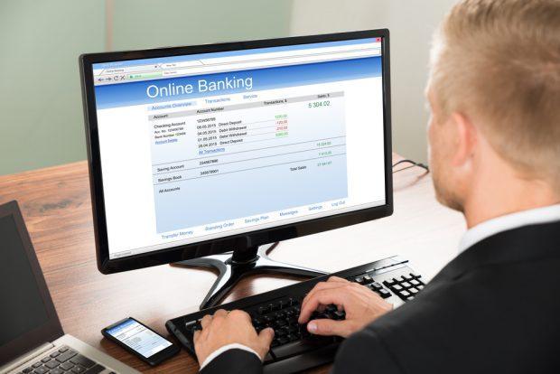 Desktop banking