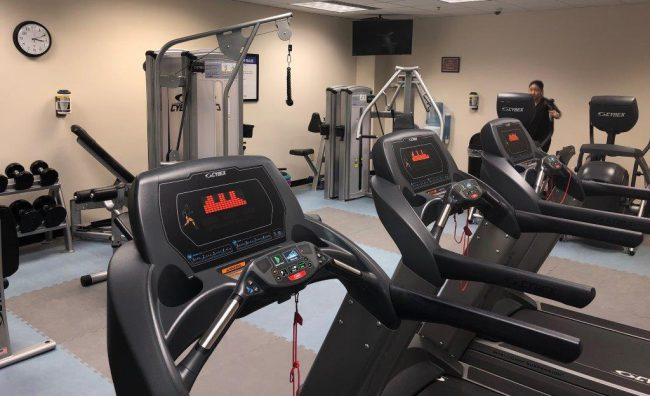 Redstone gym