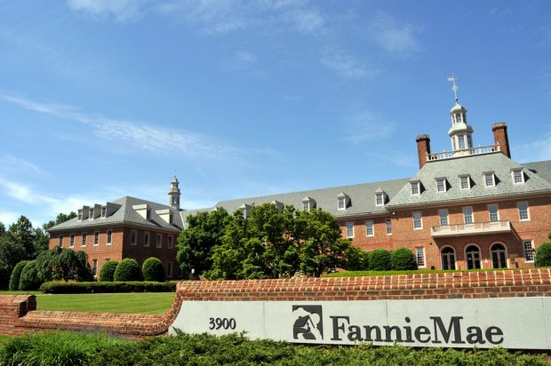 Fannie Mae, headquartered in Washington, D.C.