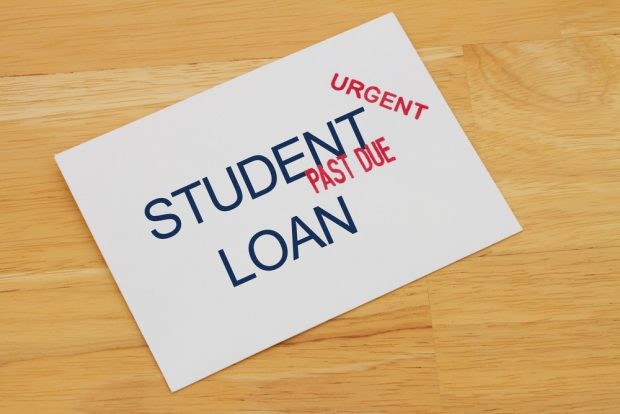 Student loan collection past due