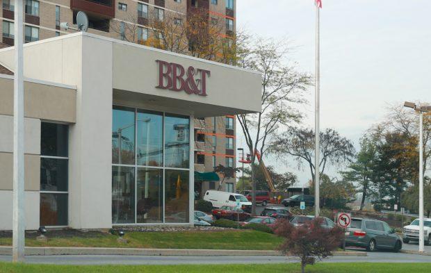 B.B. and T. bank.