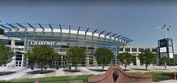 Chartway Arena rendering.
