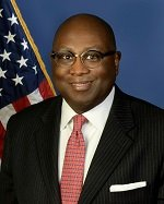 Rodney E. Hood, chairman of the National Credit Union Administration.