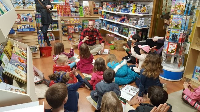Kazoodles Toy Store presentation