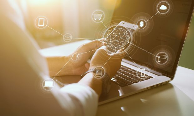 connecting mobile banking devices