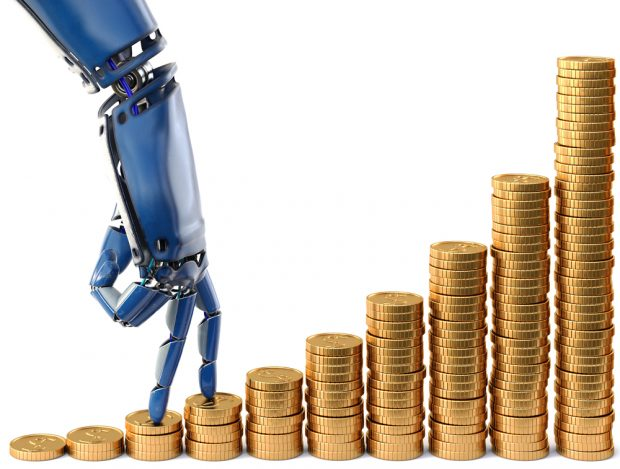 Using AI technology to help with financial health.