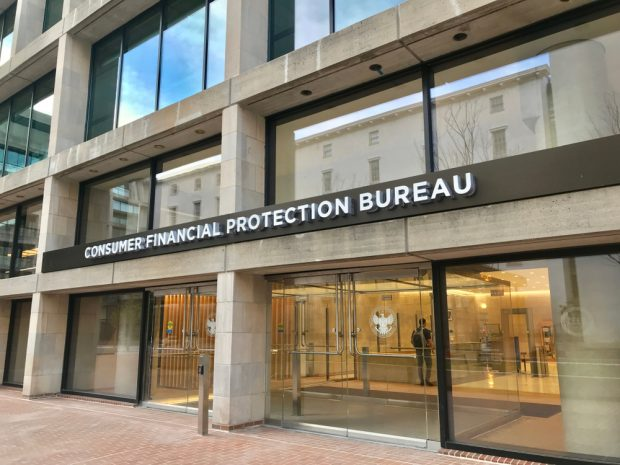 CFPB headquarters in Washington, D.C.