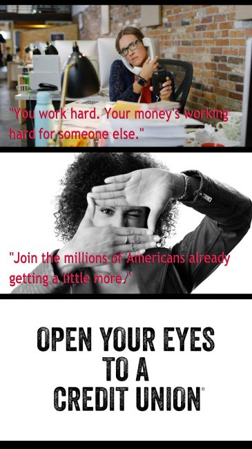 Open Your Eyes campaign
