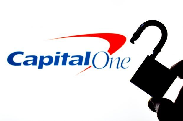 Capital One data breach.