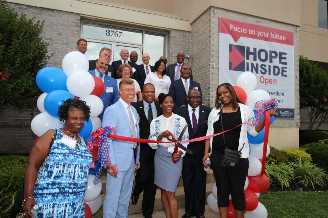 Destinations Credit Union Ribbon Cutting