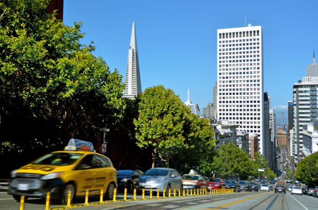 Taxi battle brewing in San Francisco.