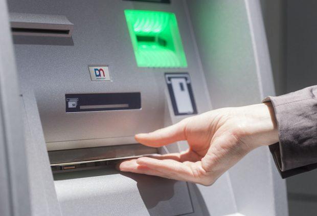Diebold Nixdorf ATM