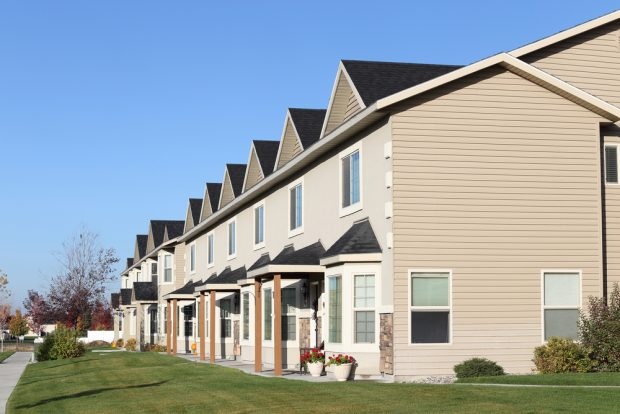 Low-income housing.