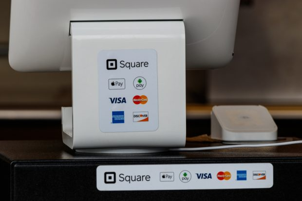 Using Square and other digital payment platforms.