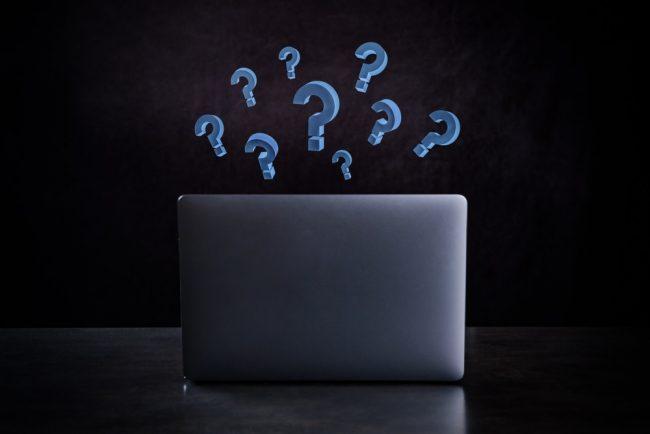 Secretive website