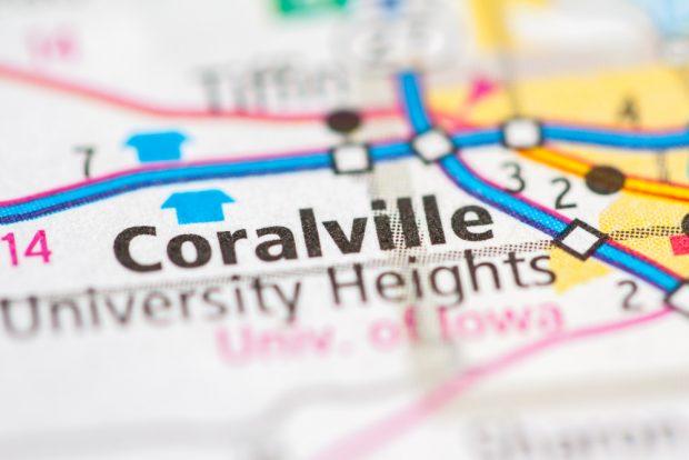 Coralville. Iowa.