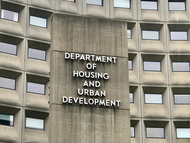 Department of Housing and Urban Development, Washington, D.C.