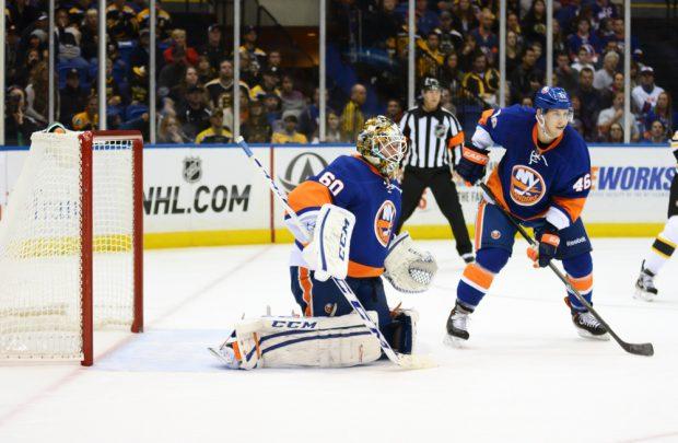 NHL team, the New York Islanders.