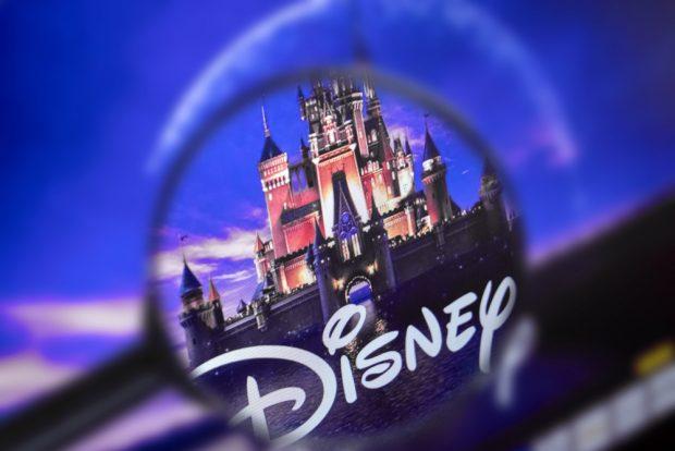Walt Disney Company logo.