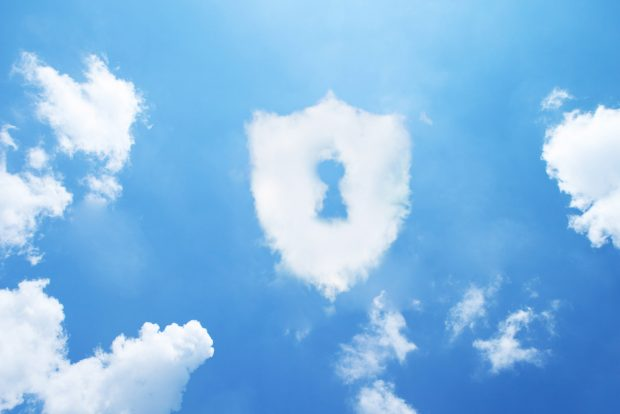 Security in the cloud.