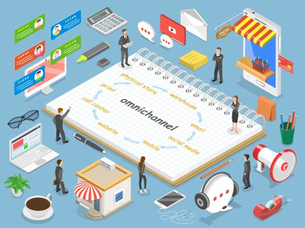 The omnichannel experience.