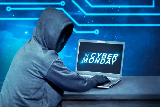 Cyber Monday scam