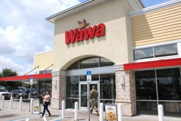Wawa location in Orlando, Fla.