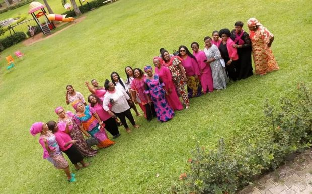 The GWLN Nigerian Sister Society.