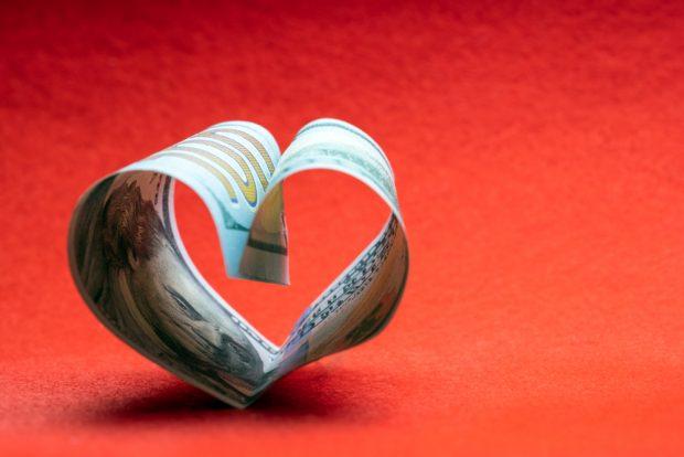 Valentine's dividend