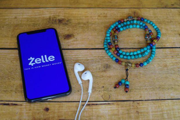 Zelle app.