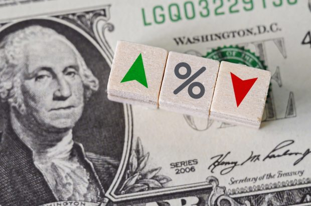 What's up and what's down in the new Fed numbers?