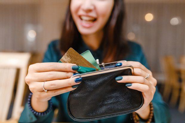 Gen Z credit card use.
