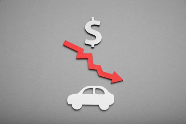 auto lending slows down