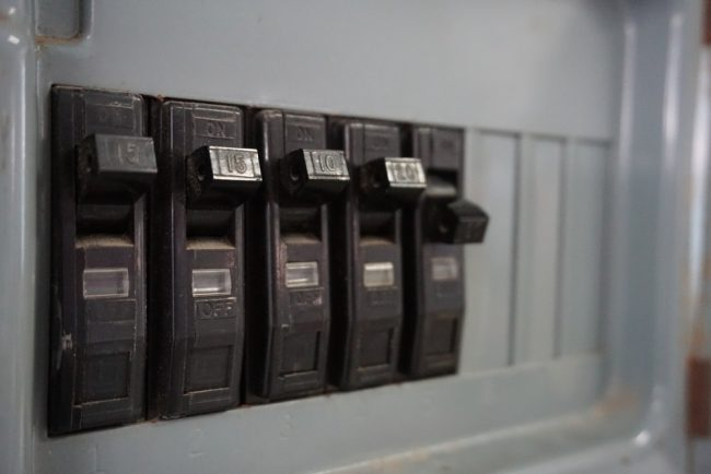 circuit breaker switches