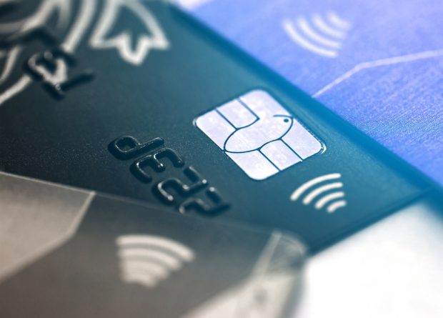 Shake up with corporate credit cards.