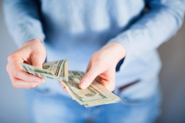 cash payment