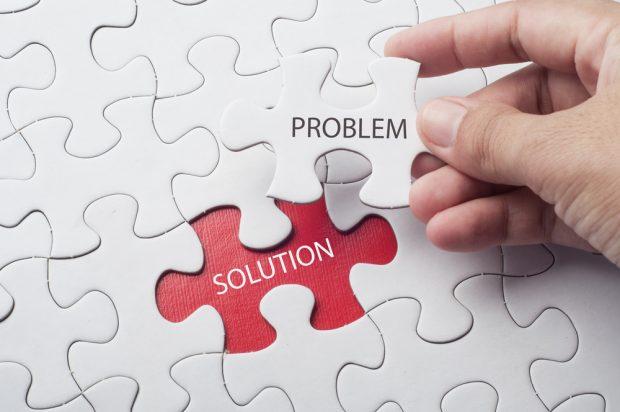 problem reveals solutions