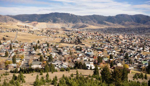 Butte Mont.