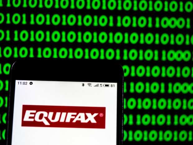 Equifax and computer code