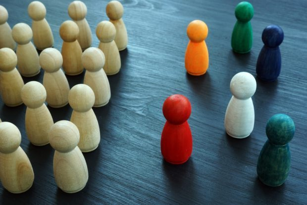 Looking at diversity, equity and inclusion issues