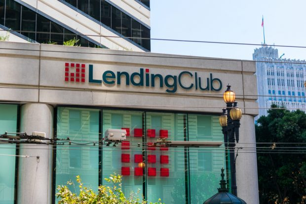 LendingClub headquarters in Silicon Valley,