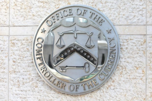 Office of the Comptroller of the Currency seal