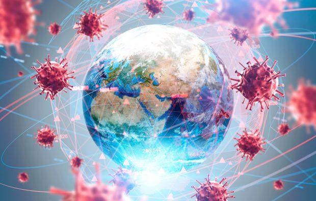 coronavirus surrounding the world